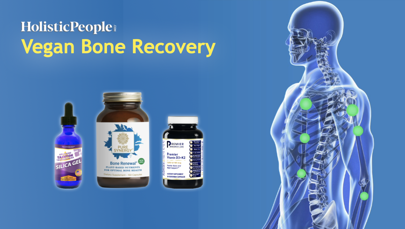 Vegan Bone Recovery