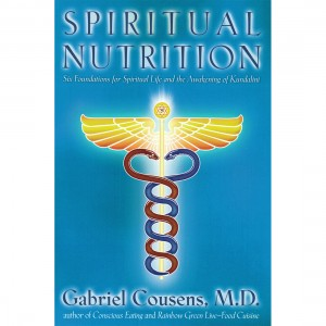 Book - Spiritual Nutrition, 624 pages