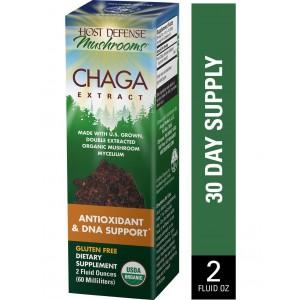 Chaga Extract, 2 Fluid Oz.