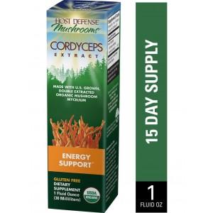 Cordyceps Extract, 1 Fluid Oz.