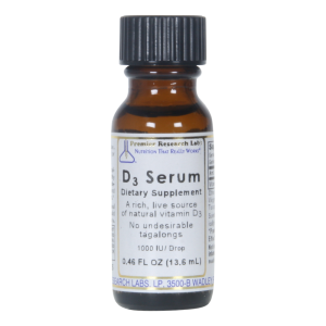 D3 Serum | Vitamin D Drops, 0.5 fl. oz.