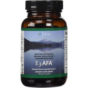 E3Live Blue Green Algae, 50 gram Powder