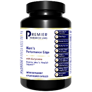 Men's Performance Edge, With Eurycoma, 45 Capsules