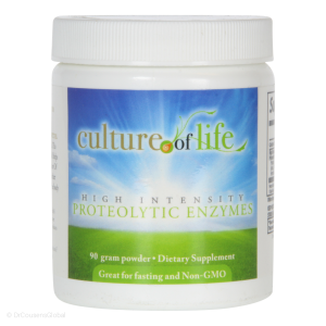 Proteolytic Enzymes, 90g powder, Culture of Life