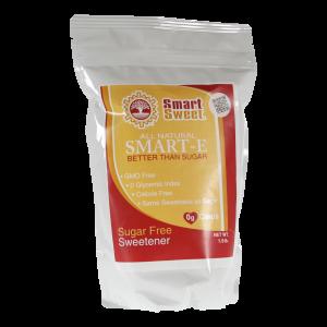 Smart-E, sugar-free sweetener, 1.5 lbs.