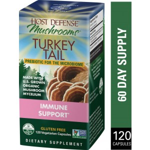 Turkey Tail, 120 count