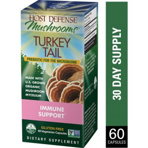 Turkey Tail, 60 count