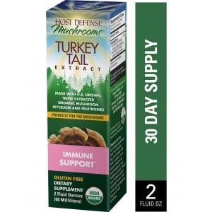 Turkey Tail Extract, 2 Fluid Oz.