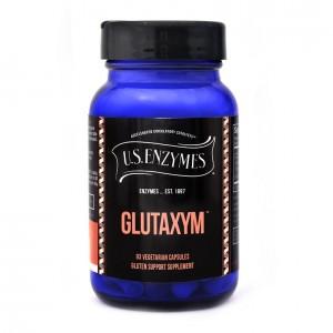 GLUTAXYM Gluten Support Supplement, 93 Capsules