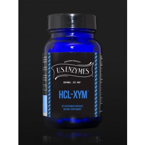 HCLXYM Digestive Catalysts Supplement, 93 Capsules