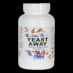 Yeast Away, 48 Capsules
